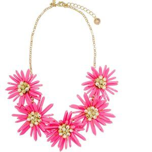 KATE SPADE 'Field Day' Floral Statement Necklace